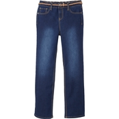 Cherokee Girls Belted Jeans