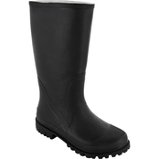 Northside Lincoln 15 in. Rubber Boots with Molded Sole