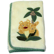 NoJo Jungle Babies Blanket