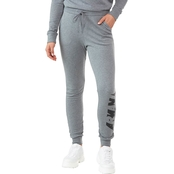Armani Exchange Vertical Leg Logo Sweatpants
