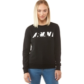 Armani Exchange Racing Logo Sweatshirt