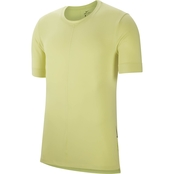 Nike Dry Yoga Short Sleeve Top