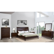 Abbyson Alfred 6 pc. Bedroom Set