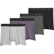 Jockey ActiveBlend Boxer Brief 4 pk