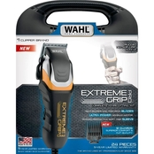 Wahl Extreme Grip Pro 24 pc. Clipper set