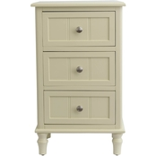 Decor Therapy Simplify Three Drawer Accent Table