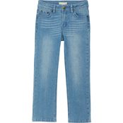 Buzz Cuts Boys Stretch Denim Slim Fit Jeans