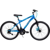 Huffy Boys Extent 24 in. Mountain Bike