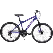 Huffy Girls 24 in. Extent Mountain Bike