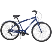 Huffy Men's 27.5 in. Casoria Aluminum Comfort Bike