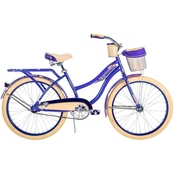 Huffy Girls 24 in. Deluxe Cruiser