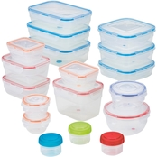 Easy Essentials Color Mates 36 Piece Container Set