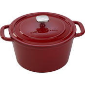 Emeril Enameled Cast Iron Covered Dutch Oven, 6 qt.