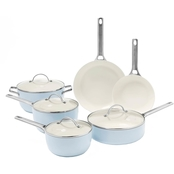 GreenPan Padova Ceramic Non Stick 10 pc. Cookware Set