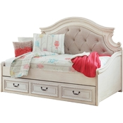 Signature Design by Ashley Realyn Day Bed with Storage