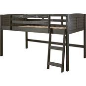 Caitbrook Loft Bed Frame Twin