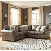 Roleson 2 Piece sectional LAF Sofa