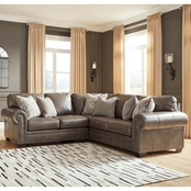 Signature Design by Ashley Roleson 2 pc. RAF Sofa Sectional with Loveseat