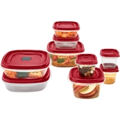 Rubbermaid Easy Find Lid 18 pc. Set