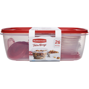 Rubbermaid Takealong 26 Piece Set