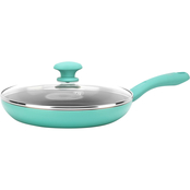 GreenLife Diamond Ceramic Nonstick 11 in. Covered Frypan