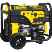 Champion 9200-Watt Portable Generator with Electric Start