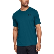 Under Armour Sportstyle Left Chest Logo Tee