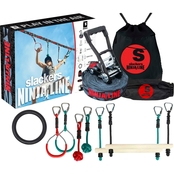 Slackers NinjaLine 36 Intro Kit with 7 Hanging Obstacles