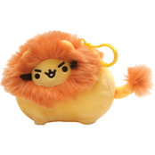 Gund Lion Plush Backpack Clip