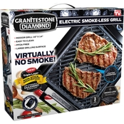 Granite Stone Diamond Indoor Smokeless Grill