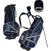WinCraft MLB Baseball GridIron Stand Golf Bag