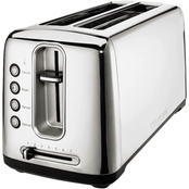 Cuisinart The Bakery Dual Long Slot Artisan Bread Toaster