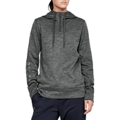 Under Armour Fleece Graphic Quarter Zip Hoodie