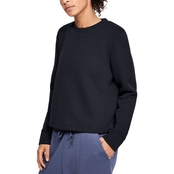 Under Armour Unstoppable Move Light Radial Back Pleat Crew