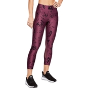 Under Armour Print Ankle Crop