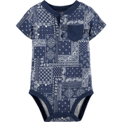 OshKosh B'gosh Infant Boys Bandana Bodysuit