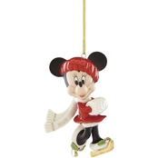 Lenox 2019 Skate Away Minnie Mouse Ornament