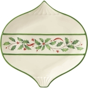 Lenox Hosting the Holidays Ornament Accent Plate