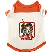 Petco Star Wars Vintage Dog Tee