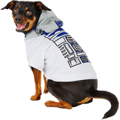 STAR WARS R2-D2 Dog Hoodie, X-Small