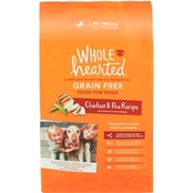 Petco WholeHearted Grain Free All Life Stages Chicken and Pea Recipe Dry Dog Food