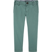 OshKosh B'gosh Toddler Boys Flat Front Chinos