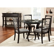 Steve Silver Cayman 5 pc. Dining Set