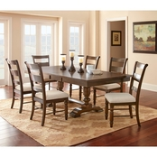Steve Silver Hester 9 pc. Dining Set
