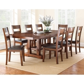 Steve Silver Zappa 9 pc. Dining set