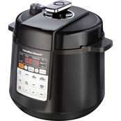 Hamilton Beach Multi Function Pressure Cooker