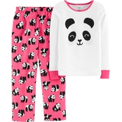 Carter's GSW 2PC Fleece GSW 2PC Pink Pandas