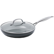 GreenPan Valencia Pro 10 in. Ceramic Non Stick Open Frypan