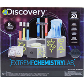 Discovery Extreme Chemistry Lab