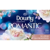 Downy Infusions Sheet Romantic